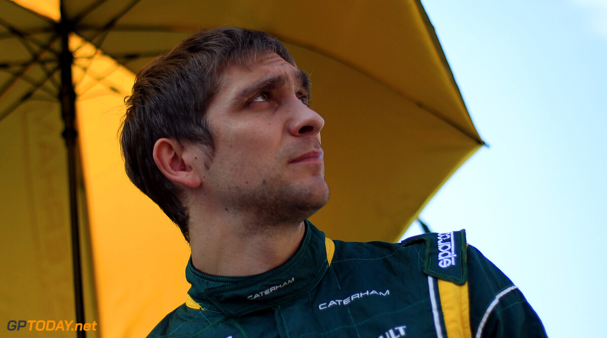 Petrov has 25 million EUR to offer to teams for 2014