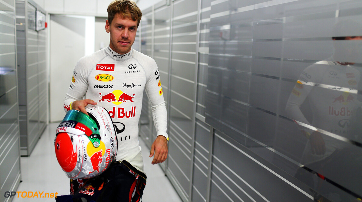 "Red Bull: ""Contract Vettel is stevig dicht getimmerd voor 2014"""