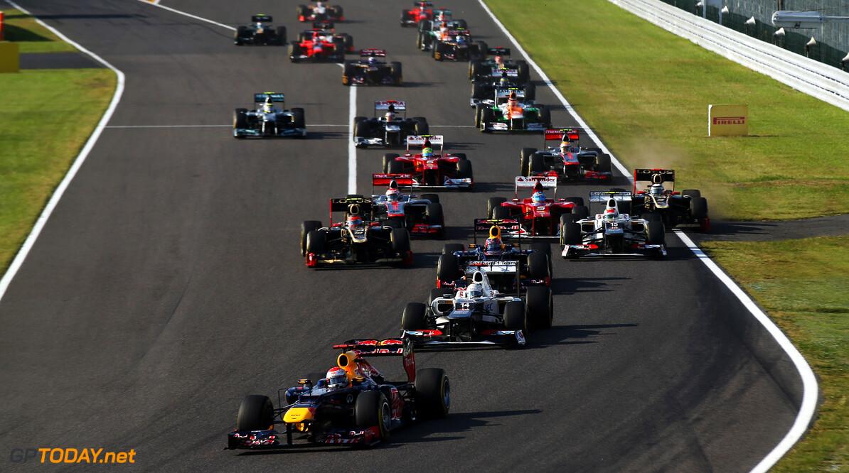 SBS6 biedt mee op Formule 1-uitzendrechten
