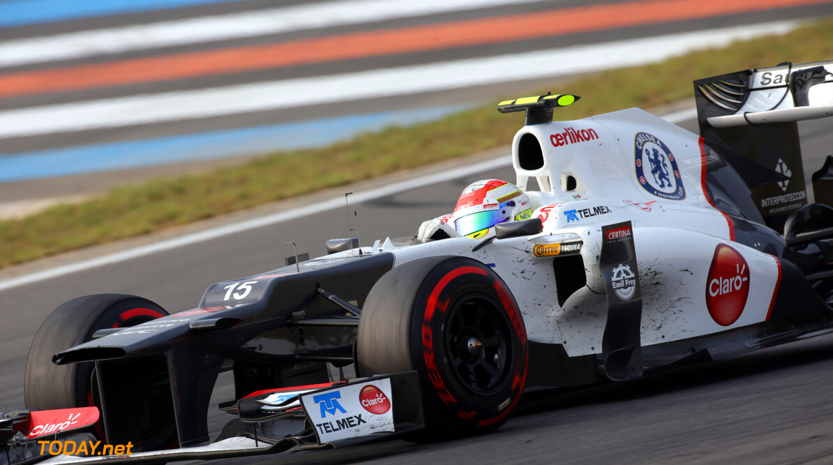 India 2012 preview quotes: Sauber