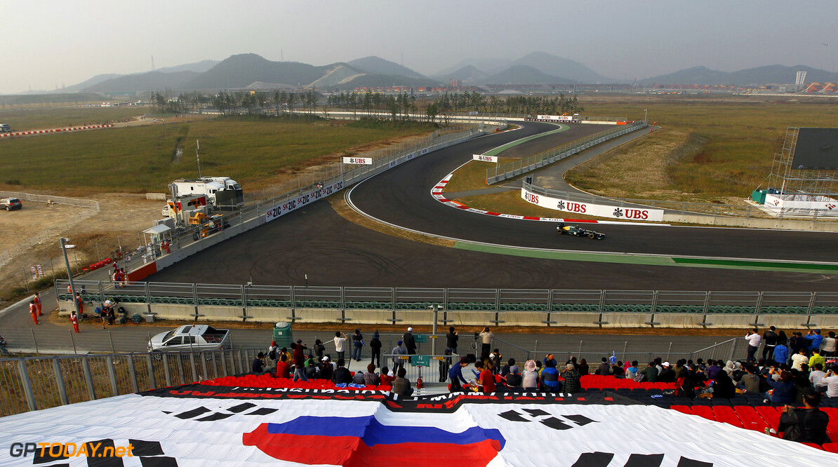 Korean grand prix unlikely to survive beyond 2013