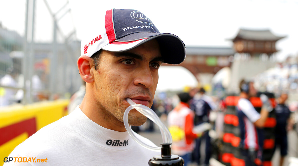 2012 Korean Grand Prix - Sunday