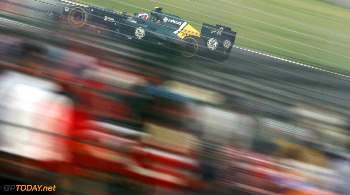 Abu Dhabi 2012 preview quotes: Caterham F1 Team