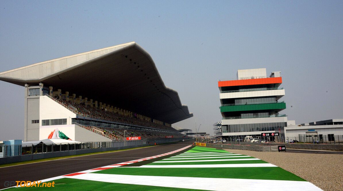 GRAN PREMIO DE INDIA  Gran Premio de India en Delhi, en el circuito Buddh International Circuit.17 prueba del Mundial, el jueves 25 de octubre de 2012.