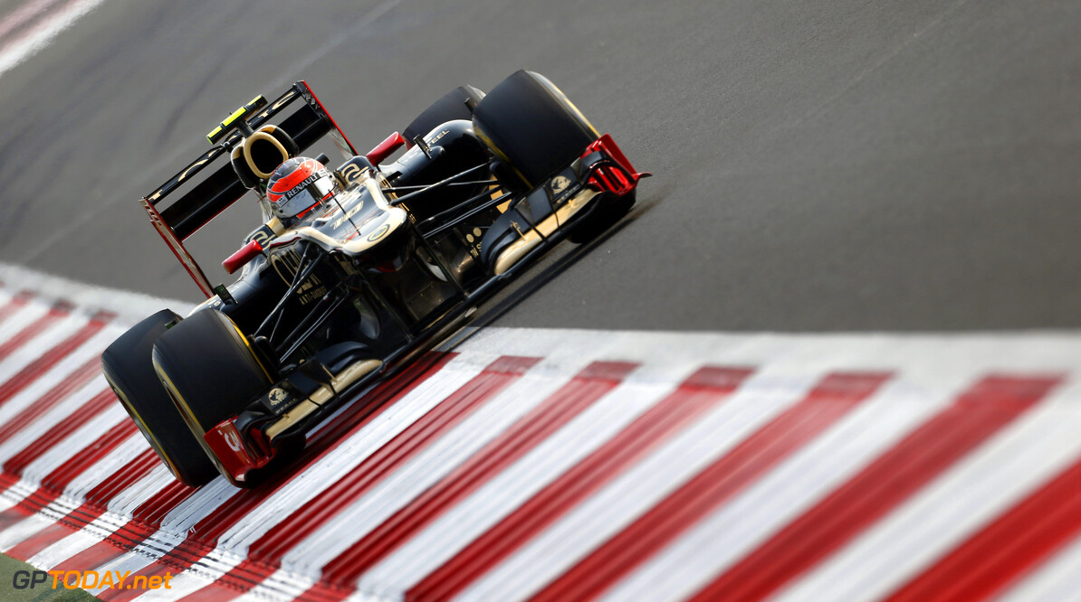 2012 Indian Grand Prix - Saturday