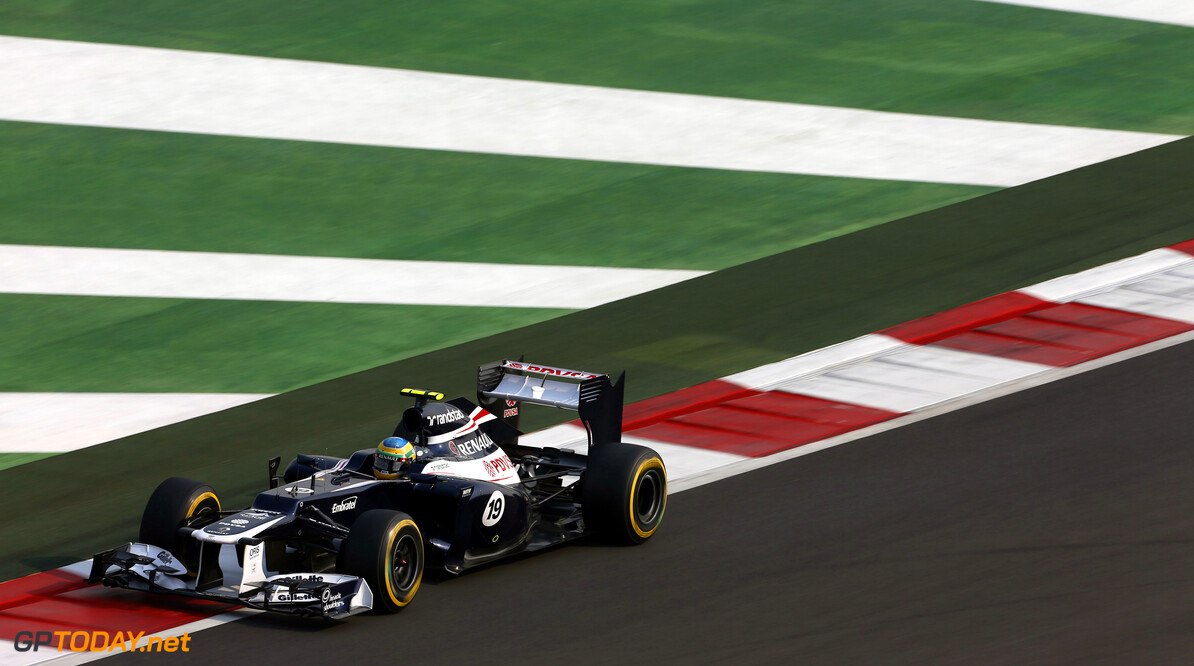 2012 Indian Grand Prix - Sunday Buddh International Circuit, New Delhi, India