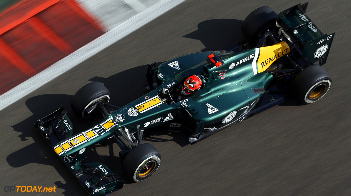 Cyril Abiteboul promoted to team principal of Caterham