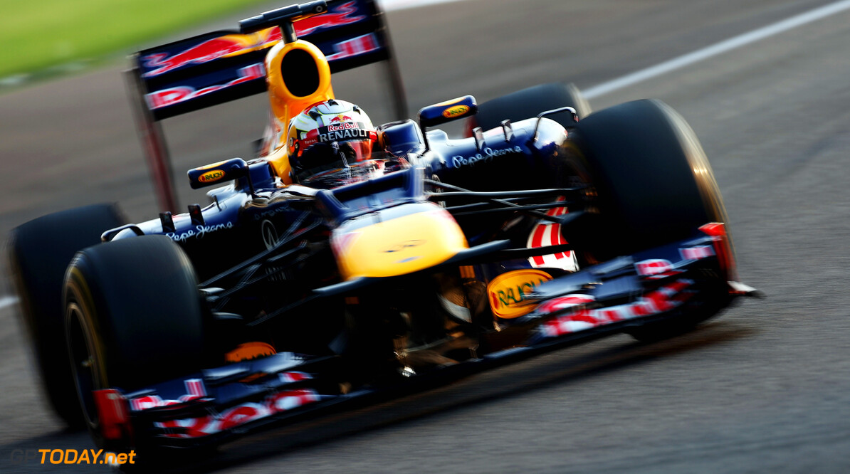 Red Bull Racing amends line-up for Young Driver Test