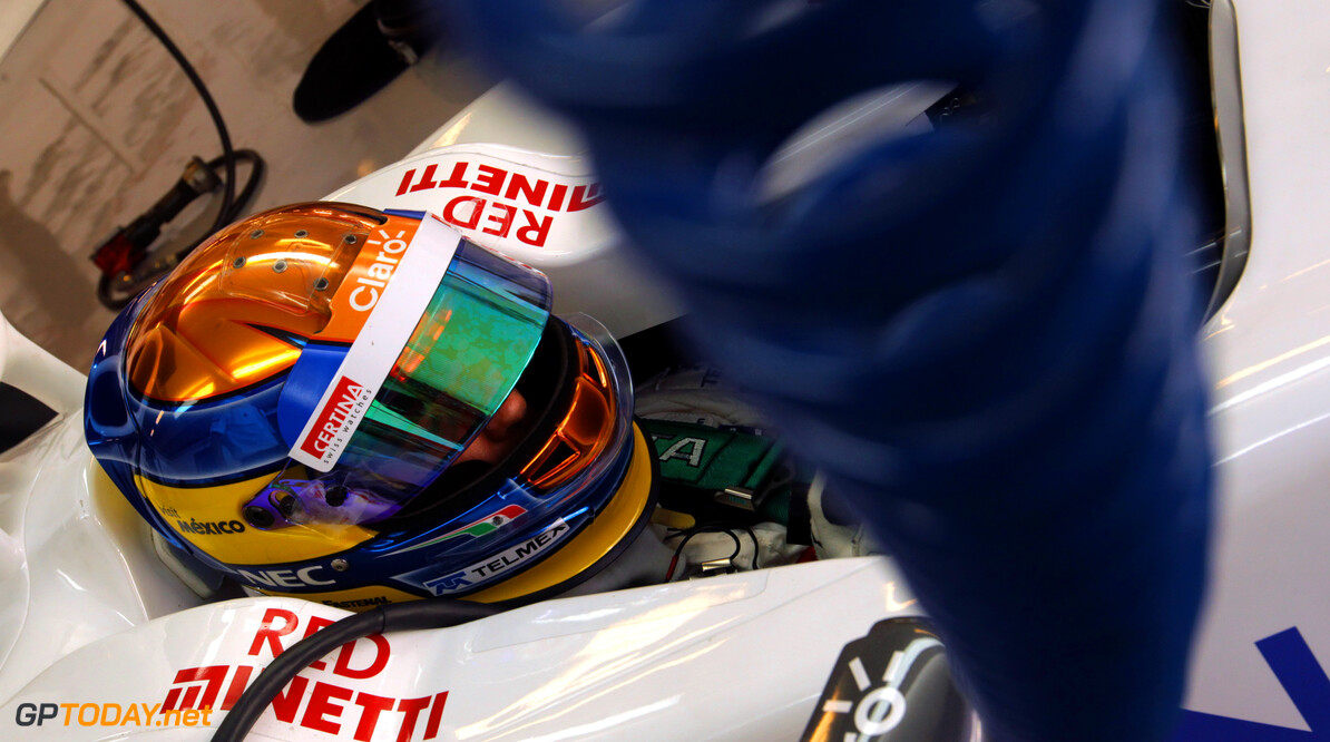 Sauber set to announce Esteban Gutierrez for 2013