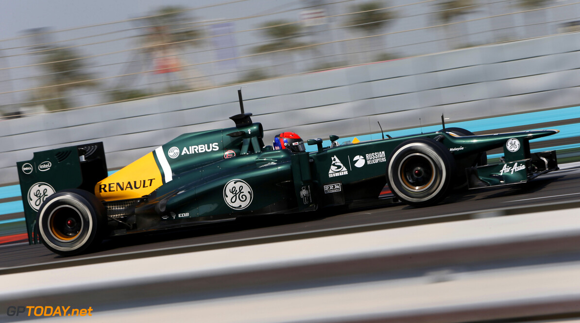 US 2012 preview quotes: Caterham F1 Team