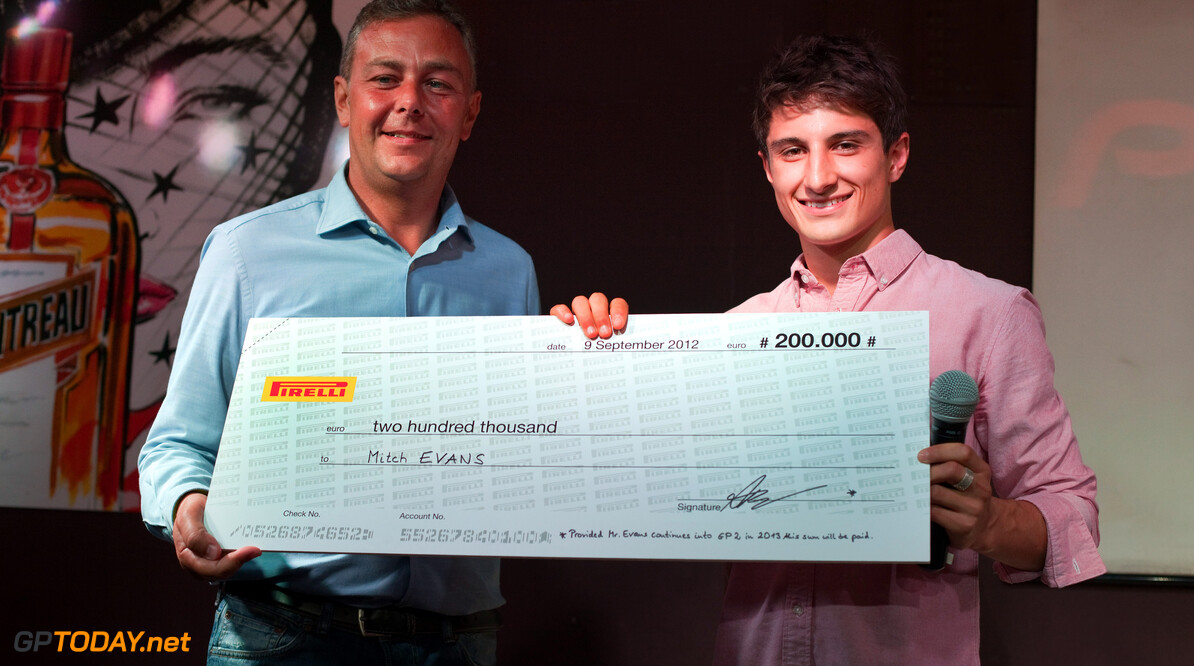 2012 GP3 Series. Round 8. 