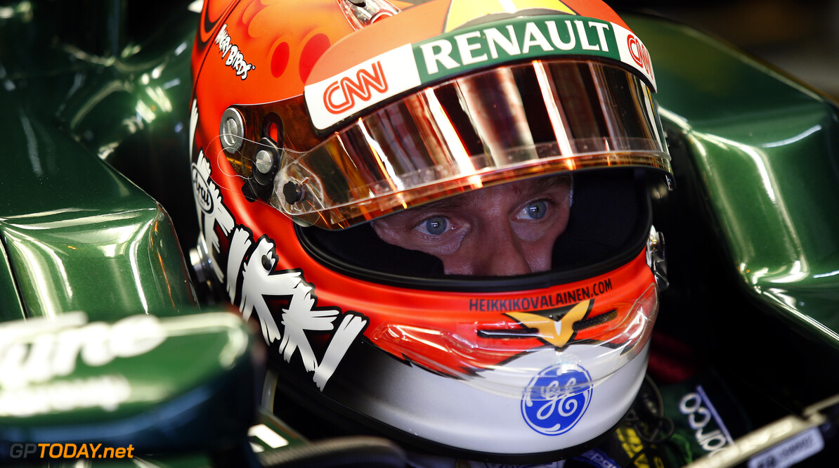 Heikki Kovalainen could replace Grosjean at Lotus - report