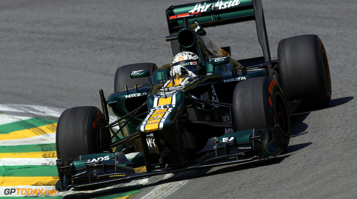 Giedo van der Garde waiting for Caterham's decision