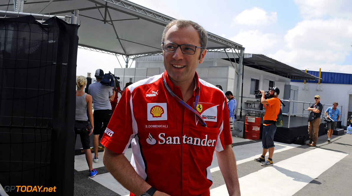 Domenicali replaces Berger as single-seater boss