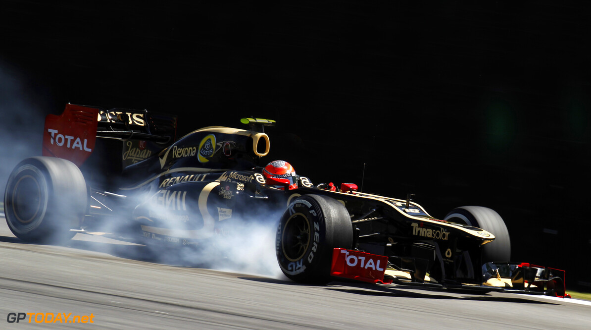 Lotus bevestigt contractverlenging van Romain Grosjean