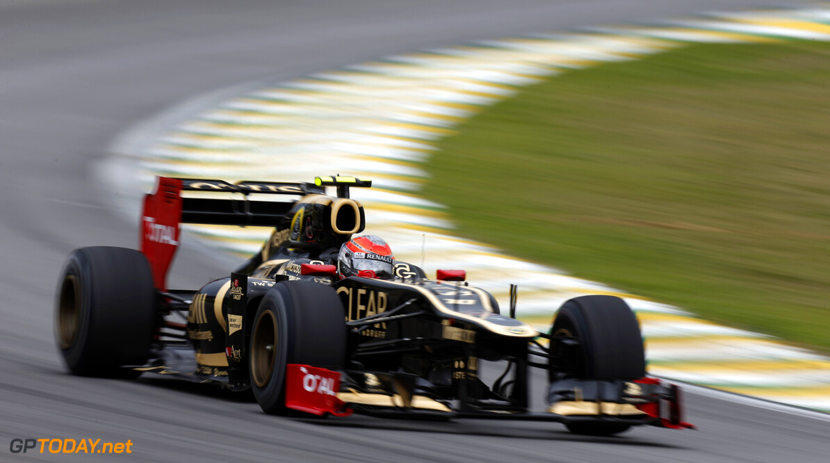 Grosjean wanted first win at all costs