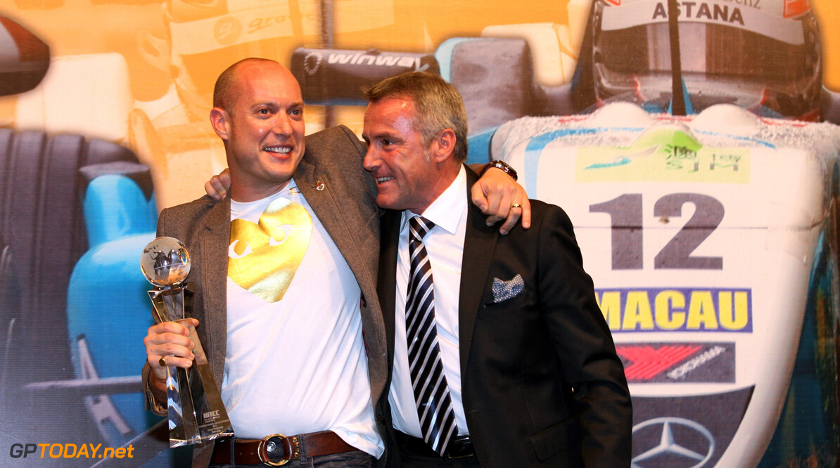 Rob Huff to defend title in Munnich SEAT