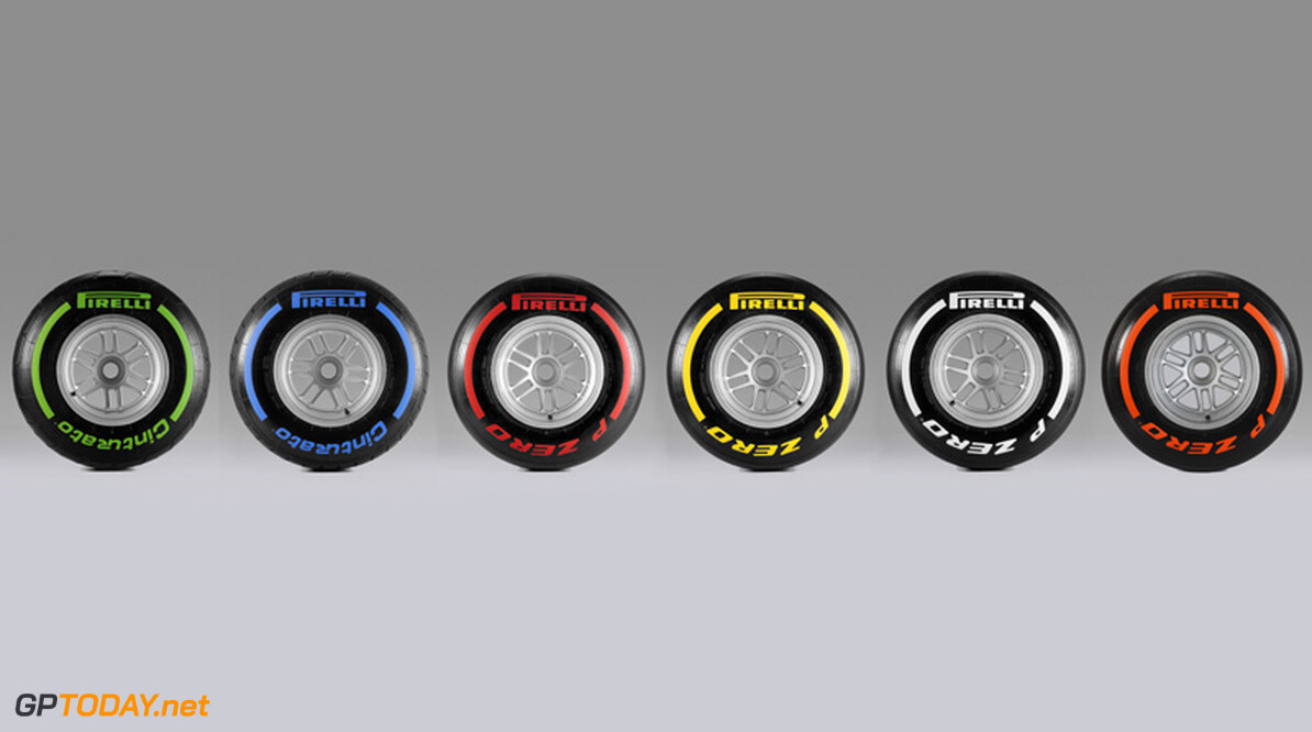 Pirelli announces tyre nominations for Korea, Japan and India