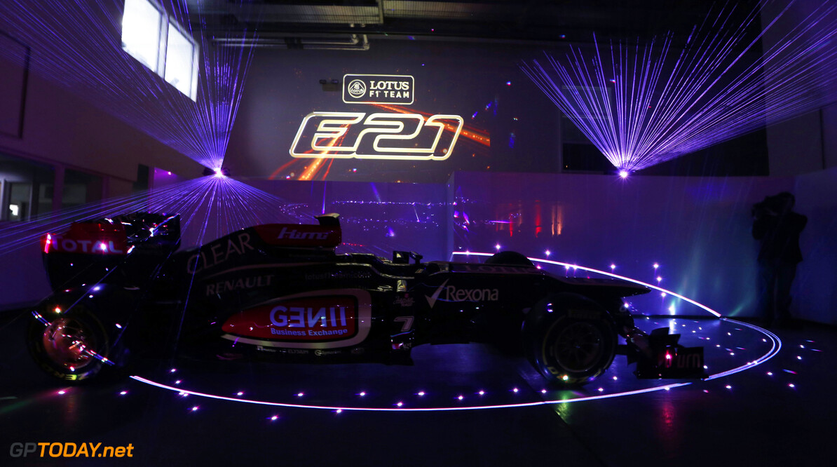 Lotus F1 Team 2013 Launch Enstone, Oxfordshire, UK