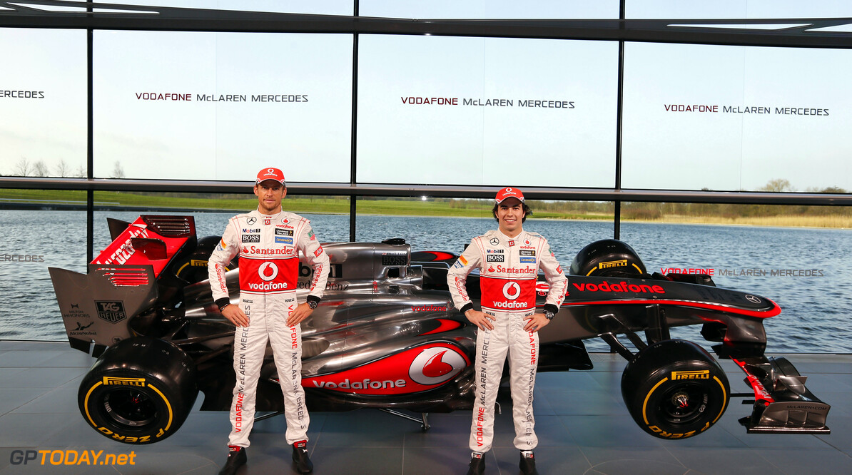 McLaren Technology Centre, Surrey, UK