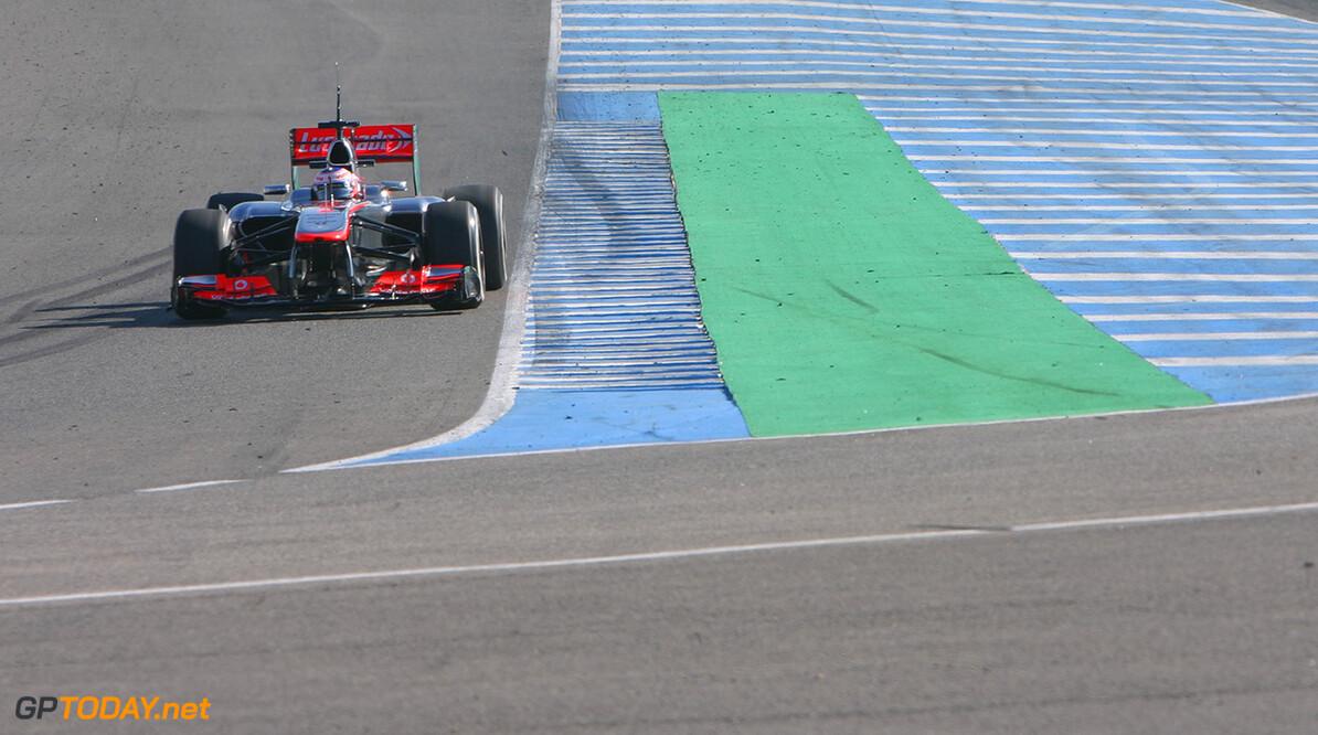 Concurrenten enigszins jaloers op tijd van McLaren