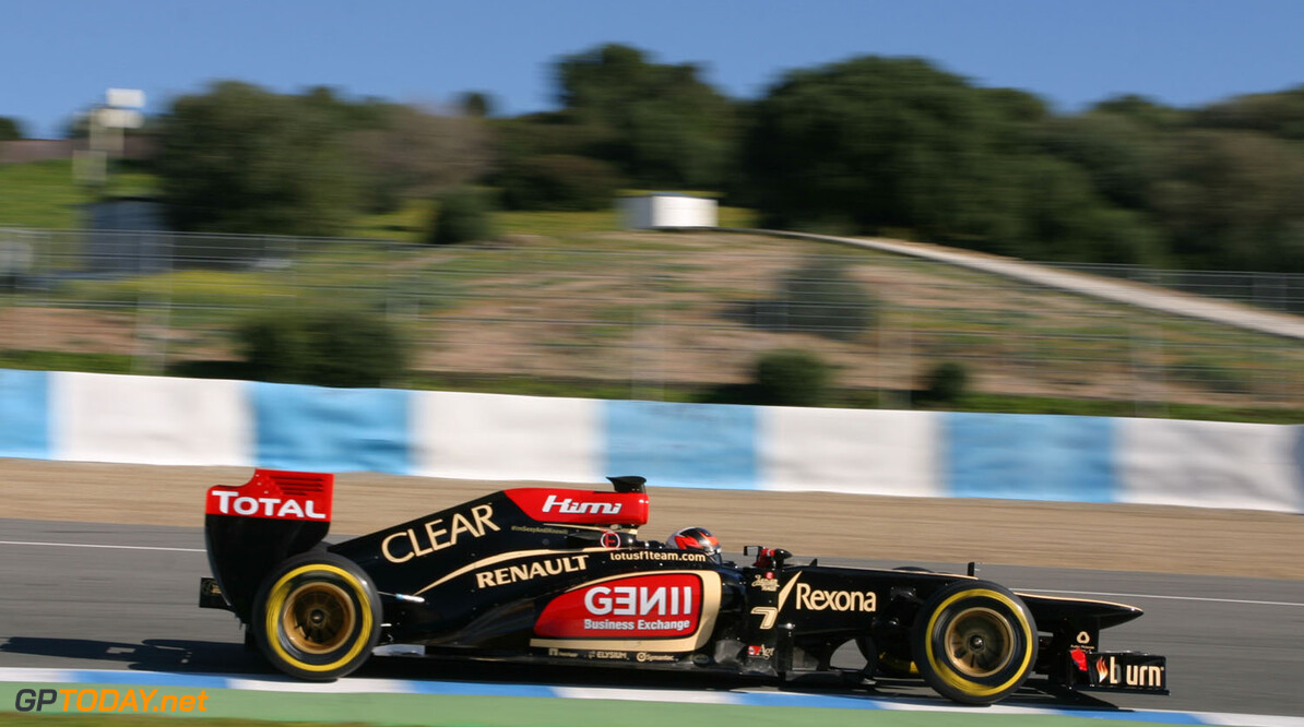 "Raikkonen: ""Lotus E21 op alle punten wat beter dan de E20"""