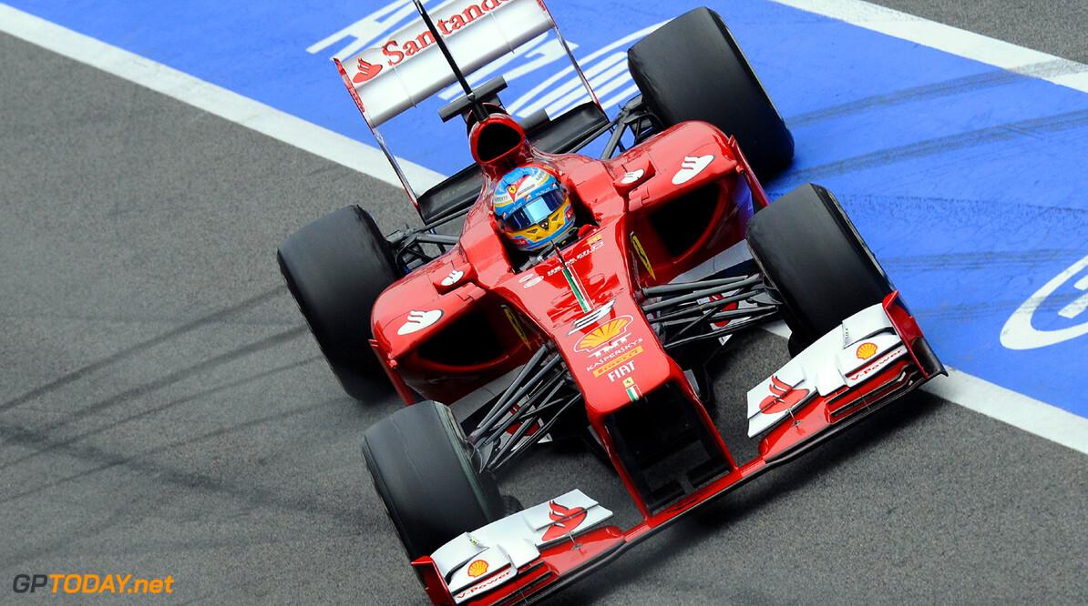 TEST F1/2013 BARCELLONA (SPAGNA) 21/02/2013 - TEST F1 2013 -   (C) FOTO STUDIO COLOMBO X FERRARI TEST F1/2013 (C) FOTO ERCOLE COLOMBO BARCELLONA SPAGNA