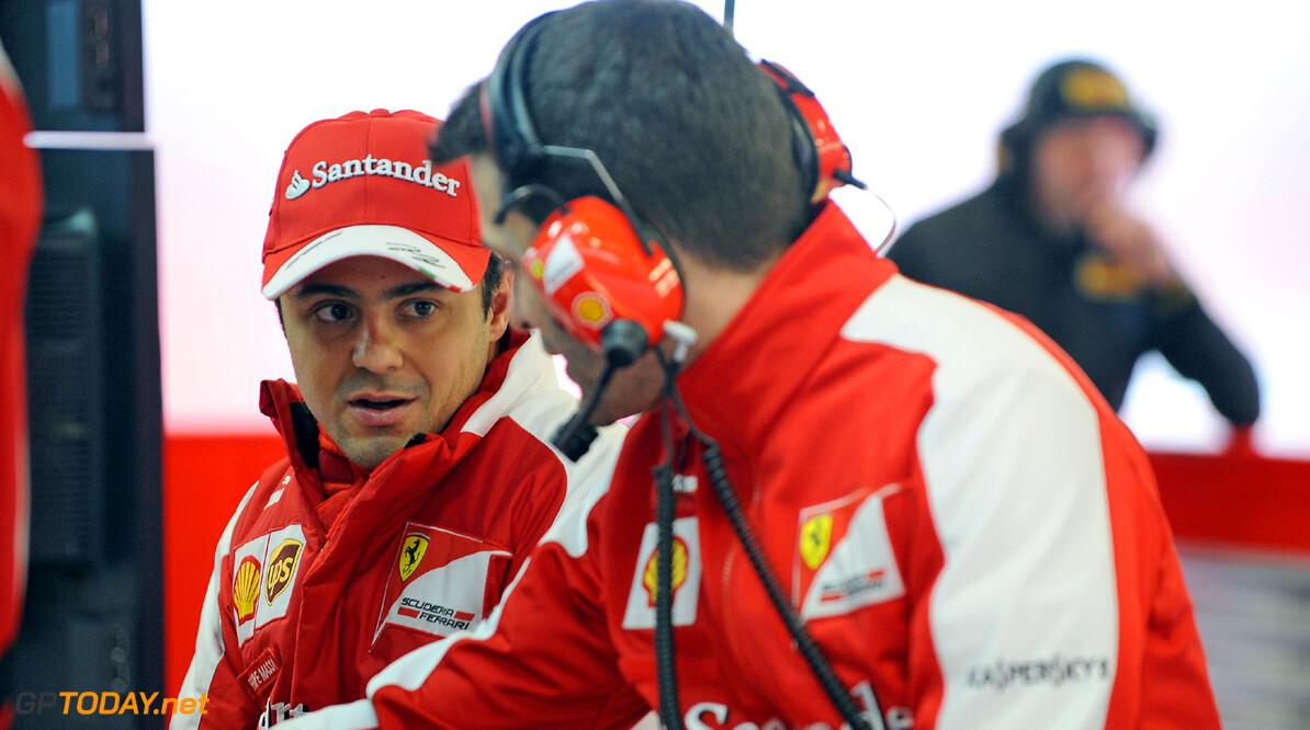 TEST F1/2013 BARCELLONA (SPAGNA) 22/02/2013 - TEST F1 2013 -   (C) FOTO STUDIO COLOMBO X FERRARI TEST F1/2013 (C) FOTO ERCOLE COLOMBO BARCELLONA SPAGNA