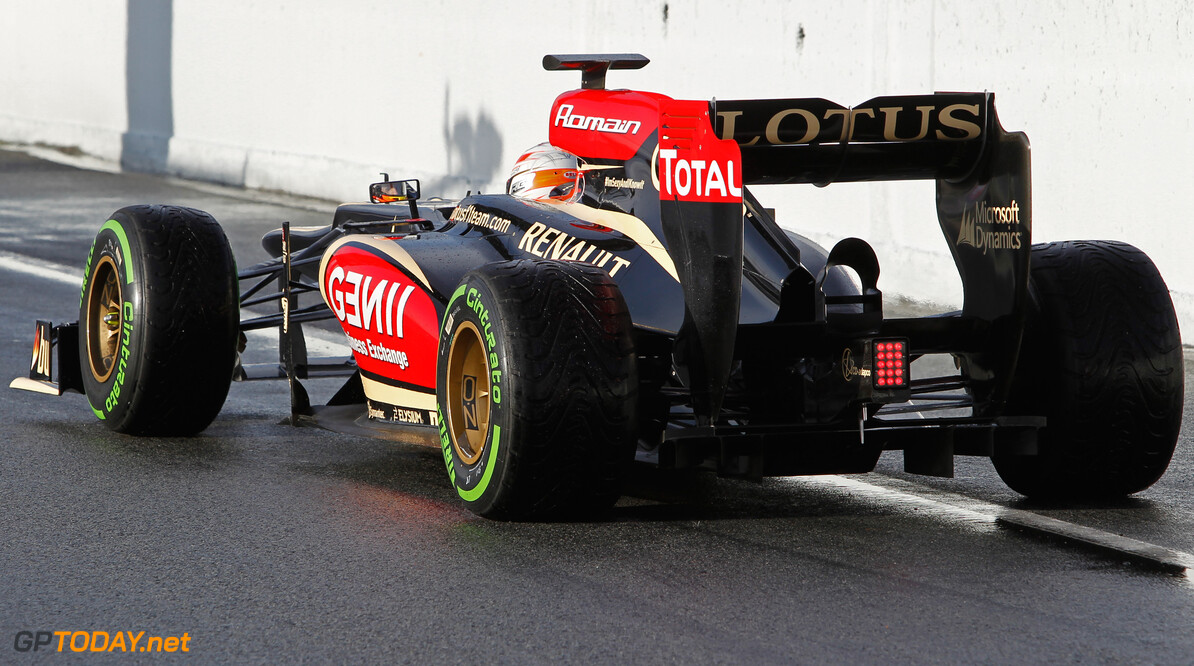 Lotus remains only top team without title sponsor