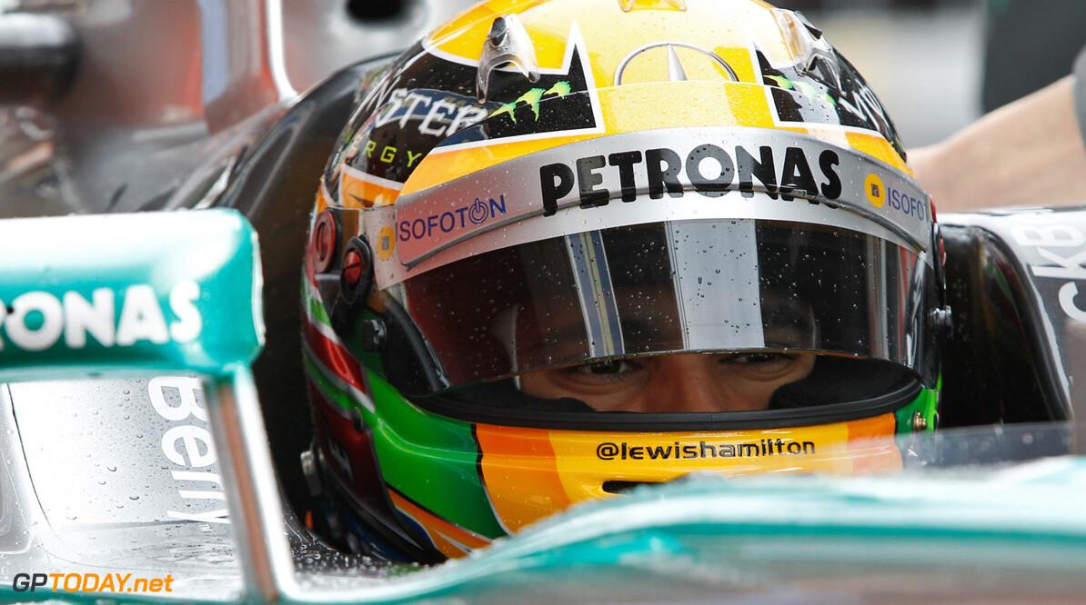 """Hamilton: """"Je moet in de spiegel kunnen kijken en zeggen dat je eerlijk won"""""""
