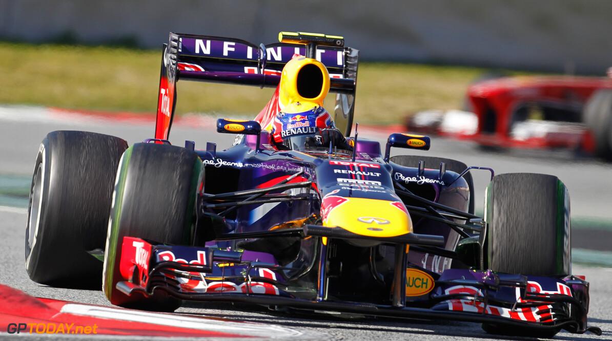 <b>Analyse:</b> Red Bull Racing onderaan wat betreft topsnelheid