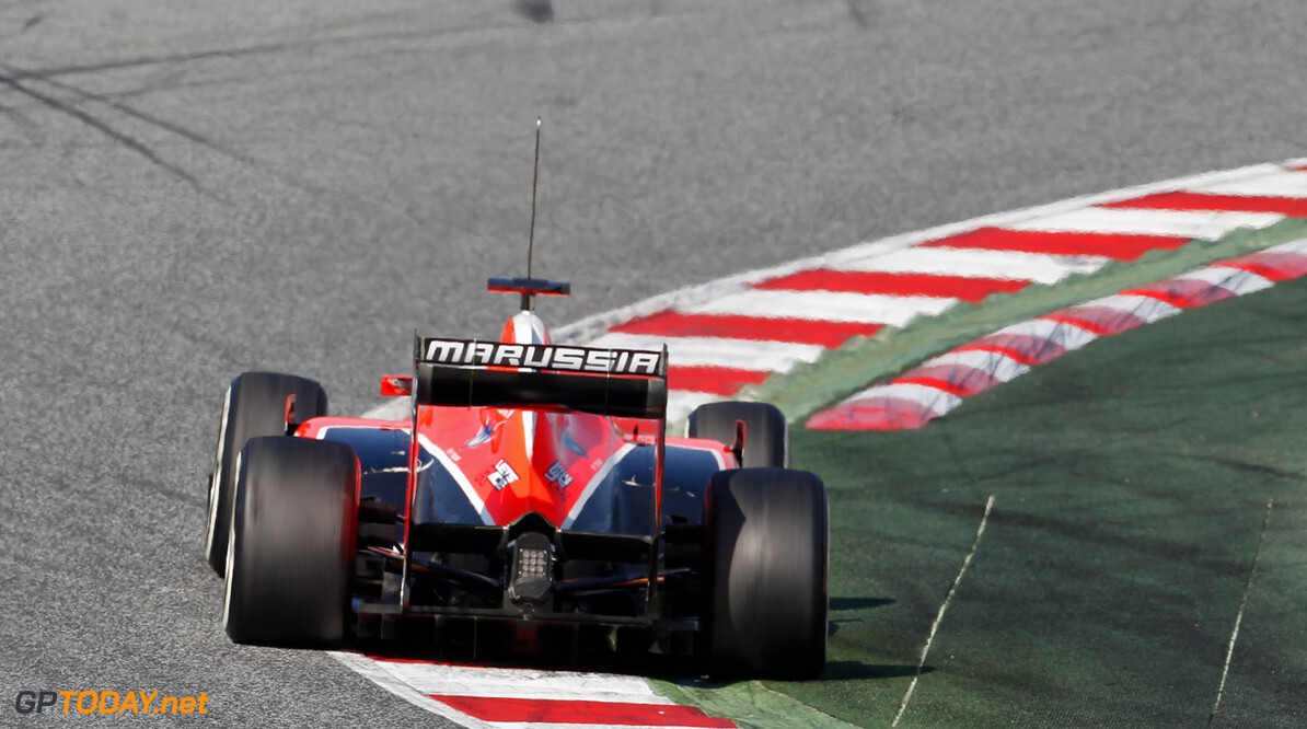 Marussia possibly missing in coverage from Australia