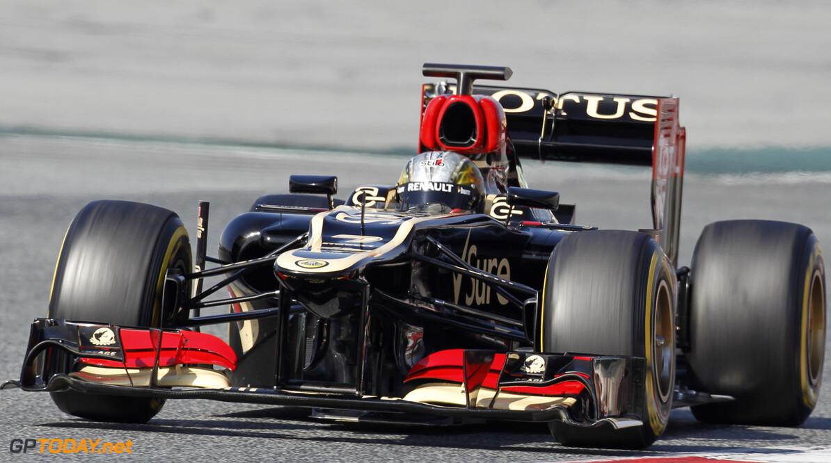 Valsecchi liever reserve bij Lotus dan racer in achterhoede
