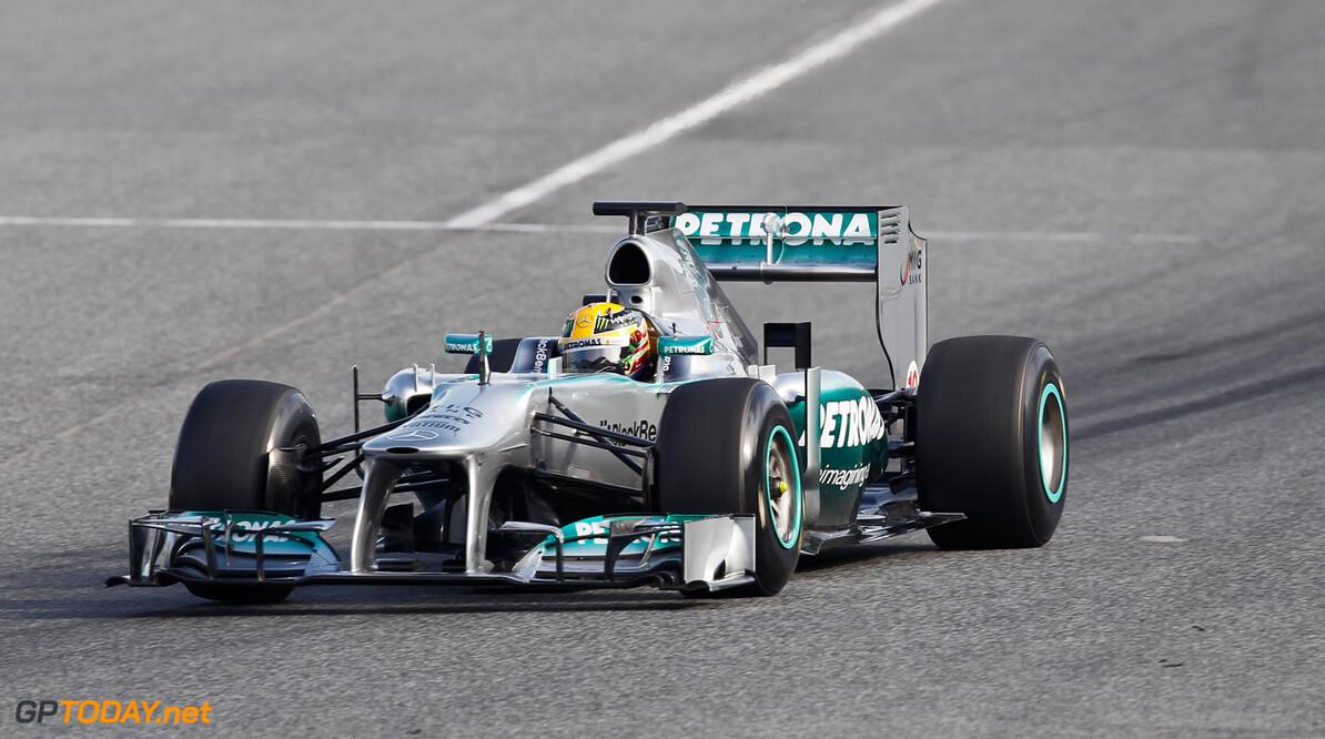 Massa stipt Hamilton aan als titelkandidaat voor 2013