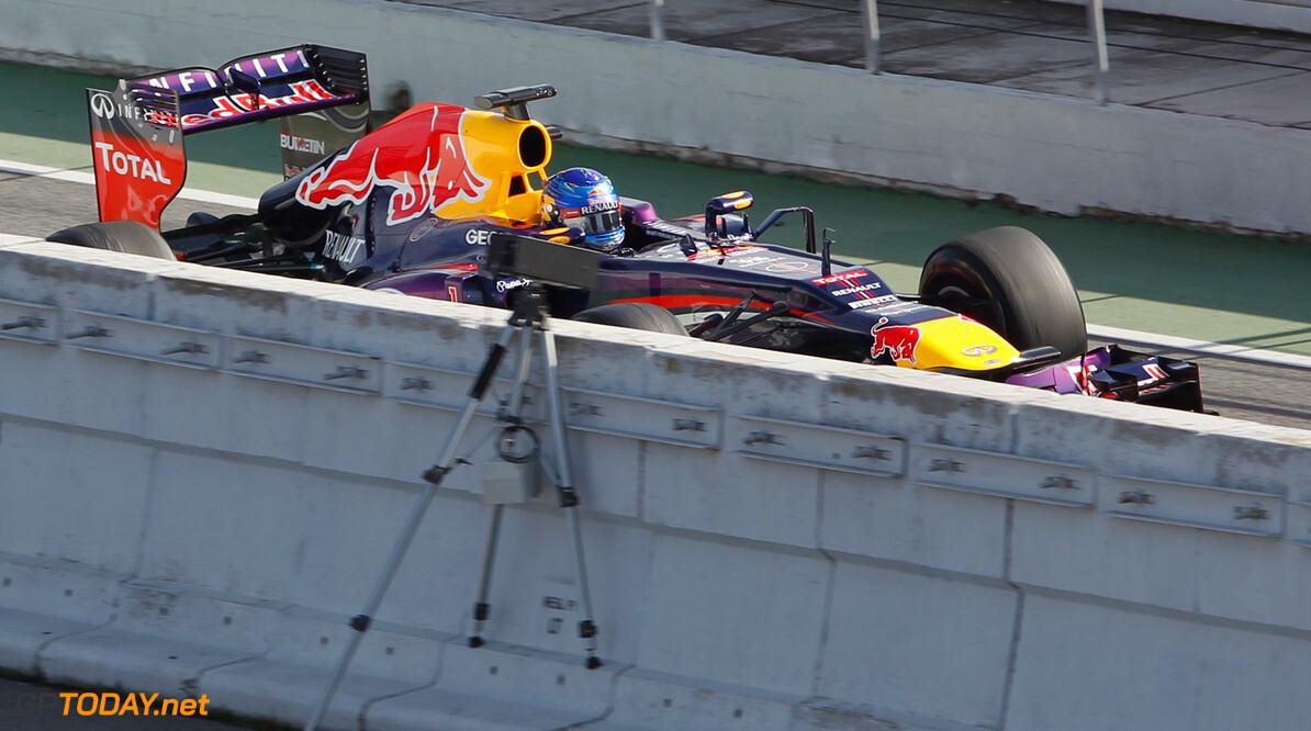 Vettel ontevreden na afloop van derde en laatste test