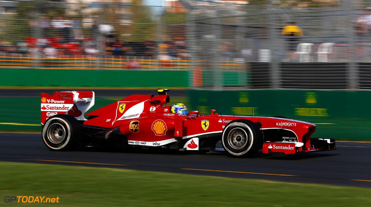 Ferrari en Red Bull Racing jaloers op bandenslijtage Lotus