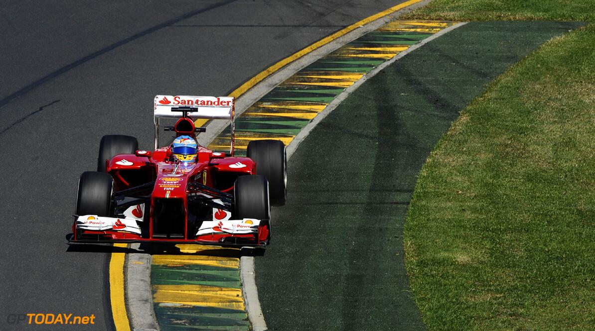 GP AUSTRALIA F1/2013  MELBOURNE (AUSTRALIA) 15/03/2013  (C) FOTO STUDIO COLOMBO X FERRARI GP AUSTRALIA F1/2013  (C) FOTO STUDIO COLOMBO MELBOURNE AUSTRALIA