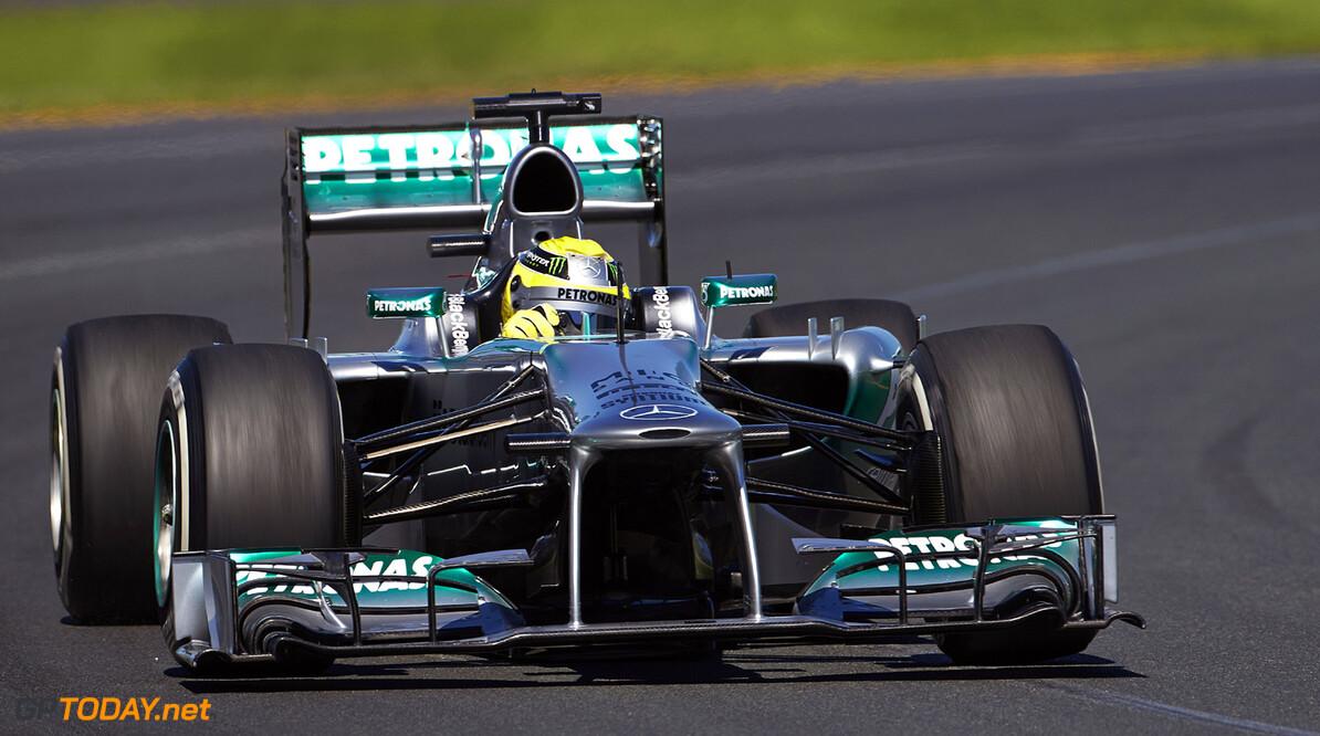 Mercedes is wat tijd gegund in de jacht op de wereldtitel