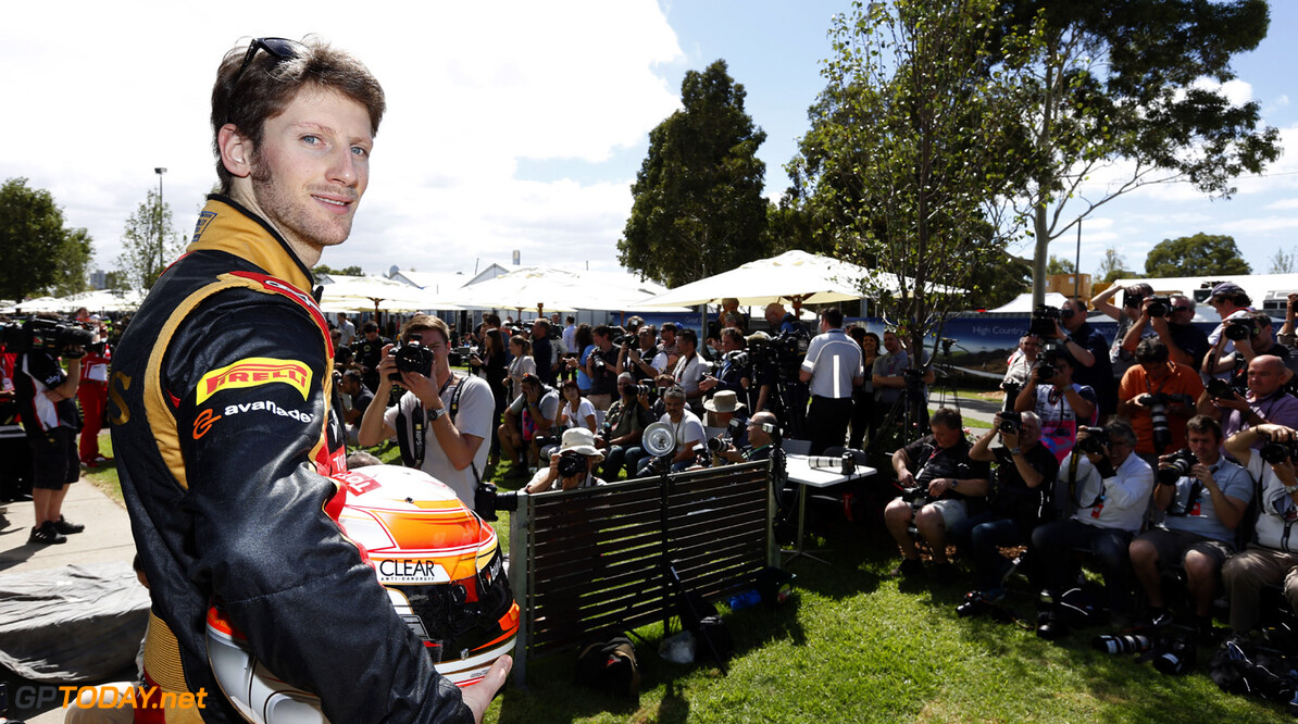 2013 Australian Grand Prix - Thursday Albert Park, Melbourne, Australia