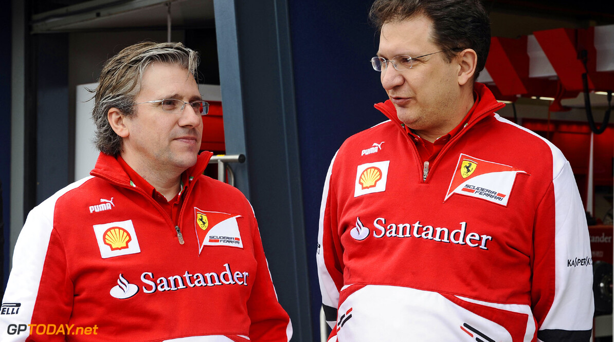 Ferrari confirms departure of Tombazis and Fry