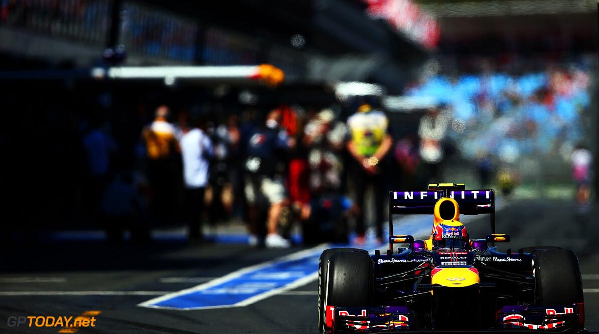 Webber verlaat na dit seizoen Red Bull Racing