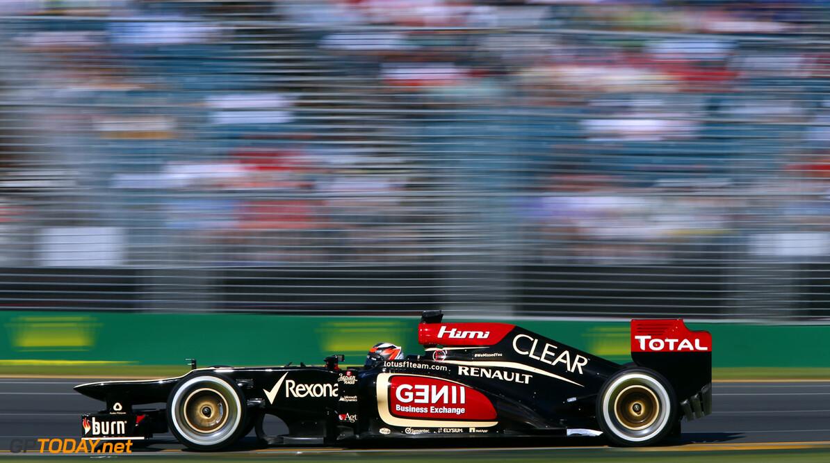 Räikkönen eerste winnaar van het nieuwe seizoen