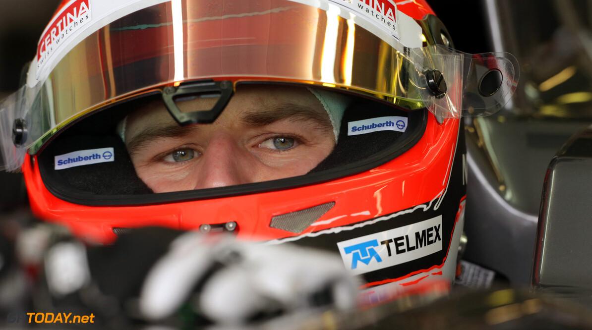 'Ferrari blocked Hulkenberg move to Lotus'