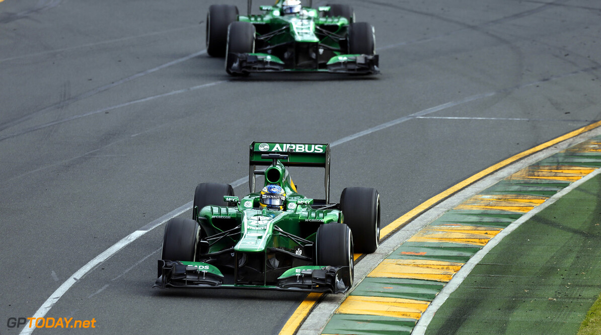 Malaysia 2013 preview quotes: Caterham F1 Team