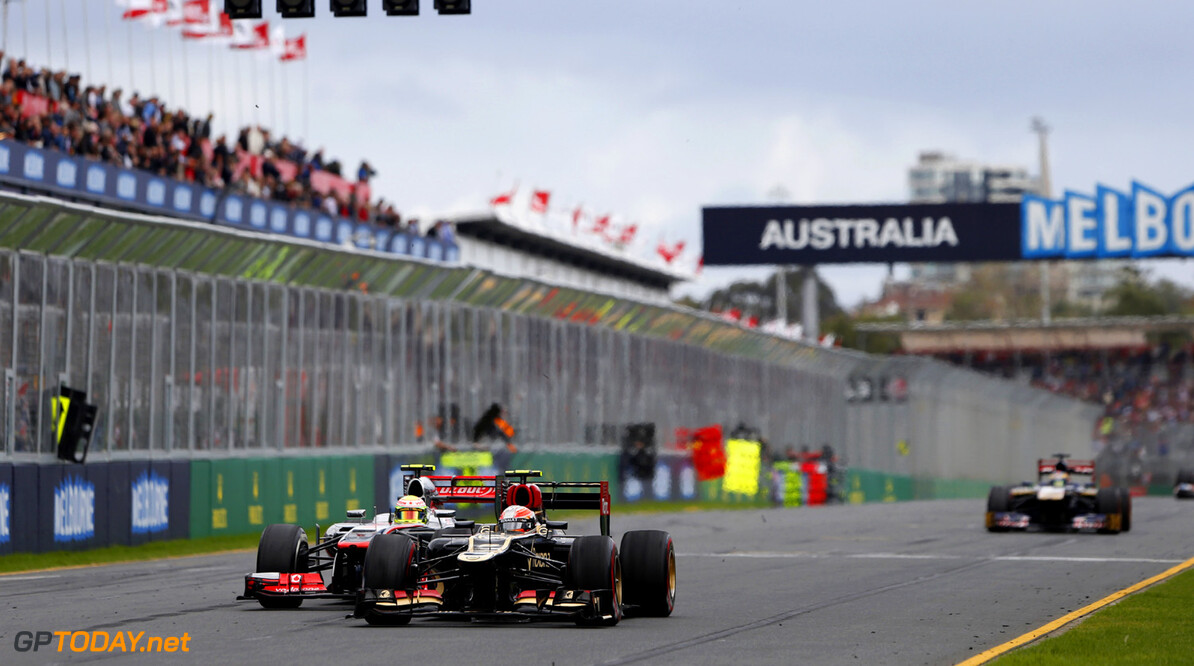 2013 Australian Grand Prix - Sunday Albert Park, Melbourne, Australia