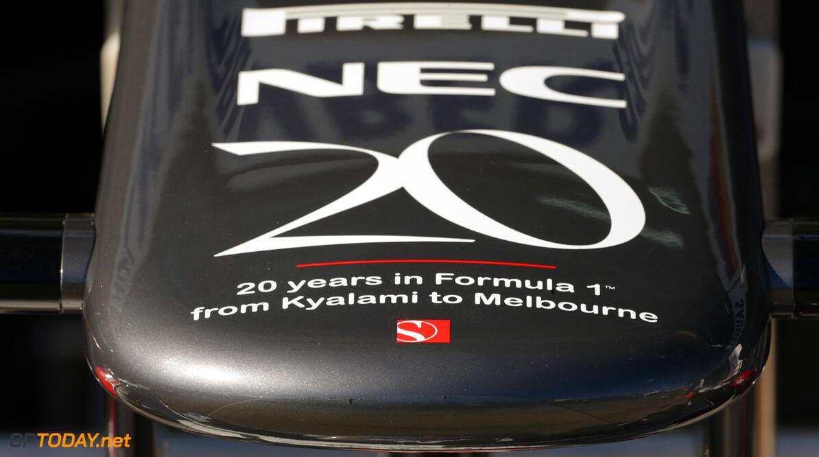 Belgium 2013 preview quotes: Sauber