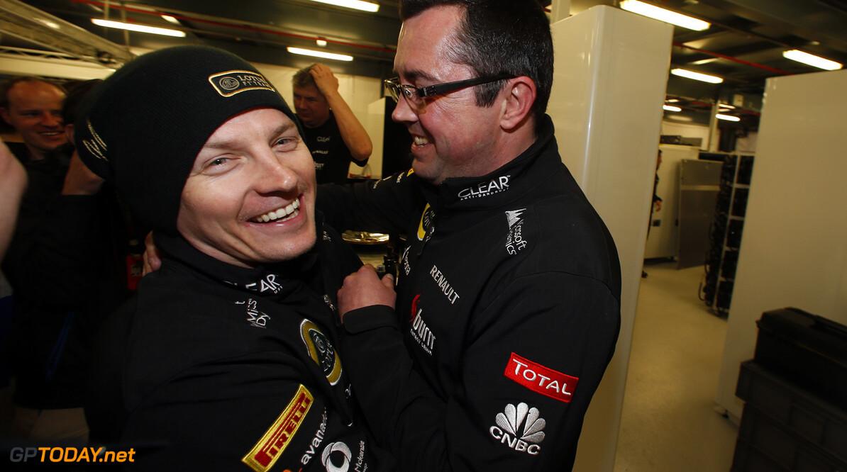 Räikkönen geeft Peréz de schuld voor de crash