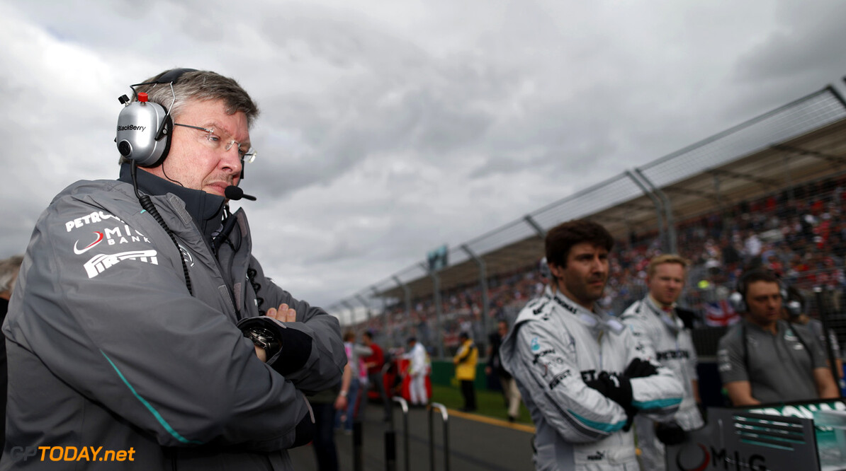 Niki Lauda dismisses Ross Brawn Mercedes contribution