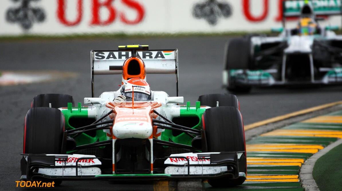 Adrian Sutil ziet genoeg ruimte voor verbetering