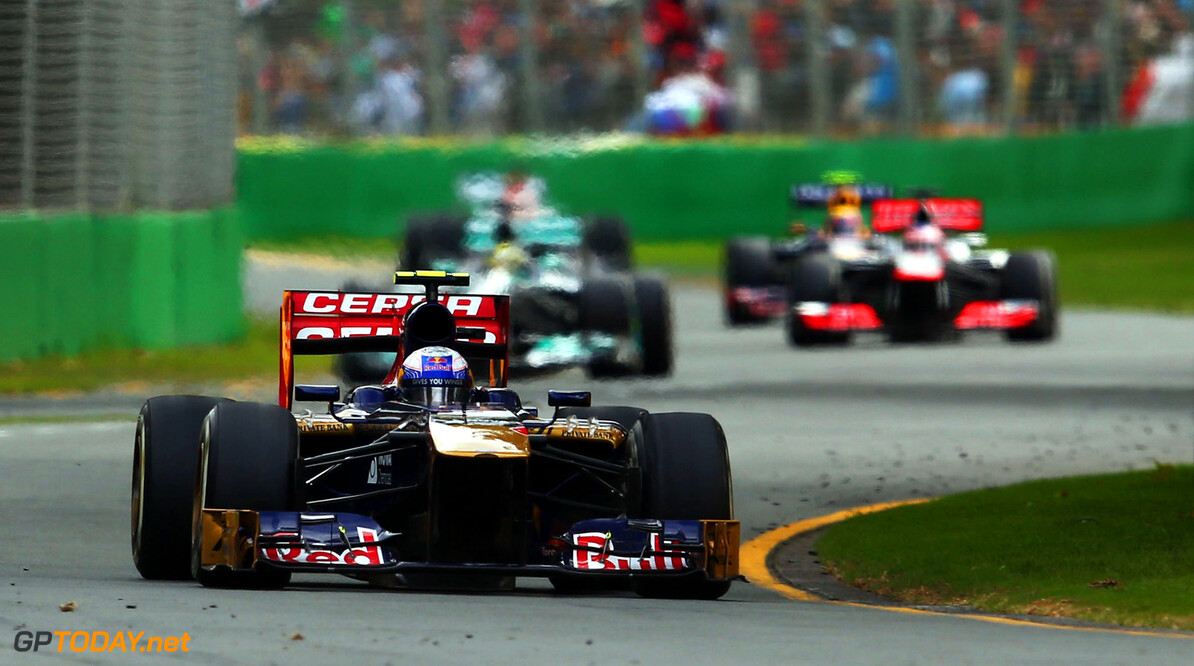 163375451KR00166_Australian MELBOURNE, AUSTRALIA - MARCH 17:  Daniel Ricciardo of Australia and Scuderia Toro Rosso drives during the Australian Formula One Grand Prix at the Albert Park Circuit on March 17, 2013 in Melbourne, Australia.  (Photo by Robert Cianflone/Getty Images) *** Local Caption *** Daniel Ricciardo Australian F1 Grand Prix - Race Robert Cianflone Melbourne Australia  Formula One Racing formula 1 Auto Racing Formula 1 Australian Grand Prix Australian Formula One Grand Pr Formula One Grand Prix Australia F1 Grand Prix